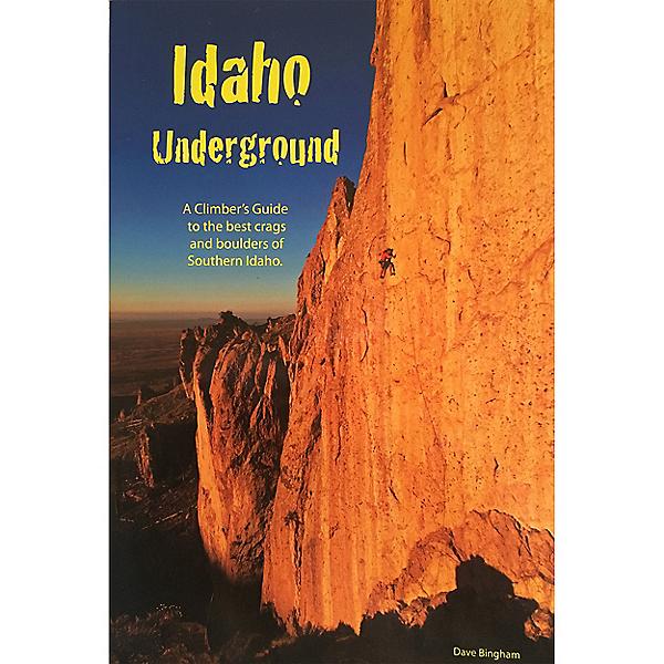 Independent Authors Idaho Underground Guidebook, , 600
