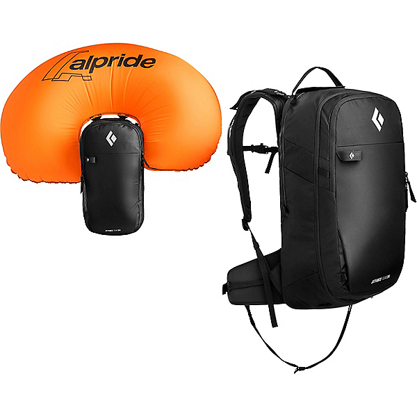 Black Diamond Jetforce Tour 26 Airbag Pack, Black, 600