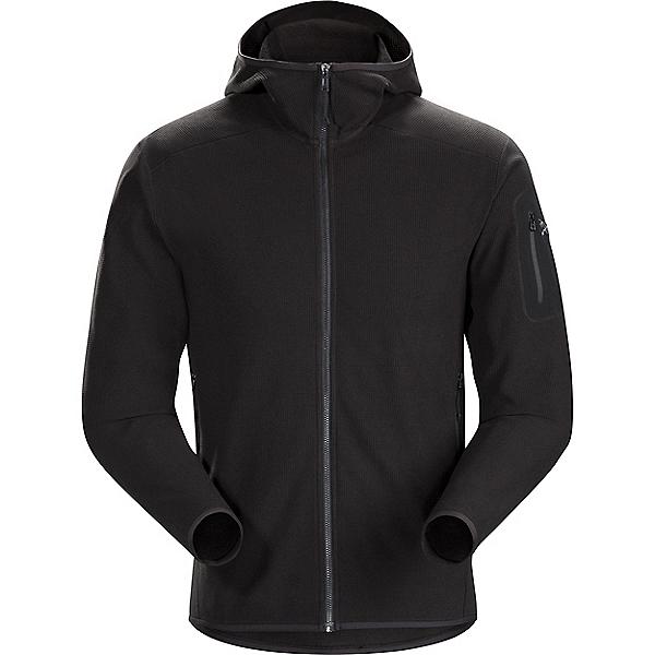 Arc'teryx Delta LT Hoody Men's - Men's, Black, 600