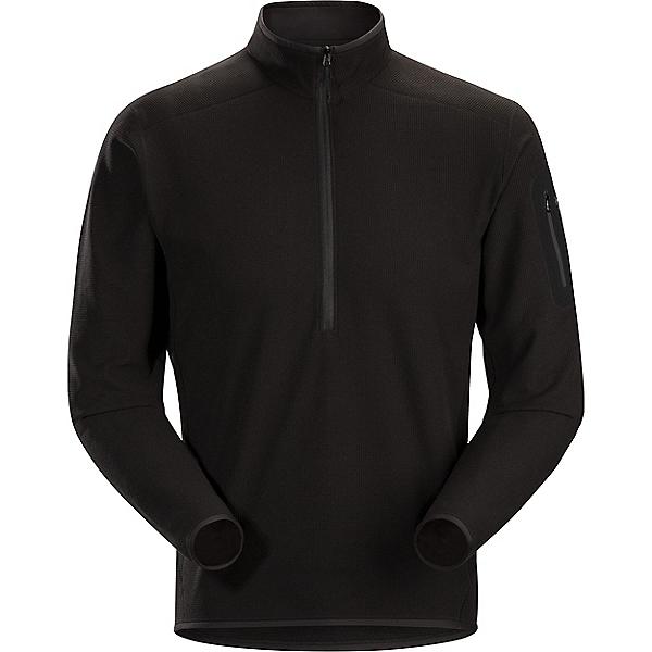 Arc'teryx Delta LT Zip Neck Men's - Men's, Black, 600
