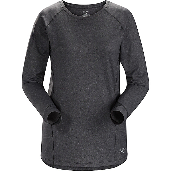 Arc'teryx Tolu Top LS - Women's - LG/Black, Black, 600