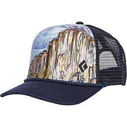 4d41dd9aaa3eb ... colorswatch30 Black Diamond Flat Bill Trucker Hat