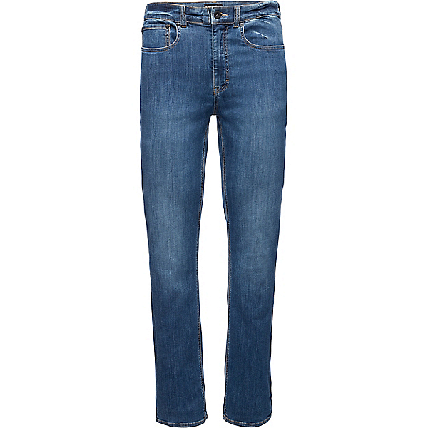 Black Diamond Forged Denim Pants - Men's - 36/Denim, Denim, 600