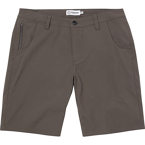 Flylow Hot Tub Shorts - Men's - 36/Stout, Stout, 600