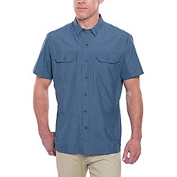 9e42a857 Kuhl Airspeed Short Sleeve - Men's, Pirate Blue, 256