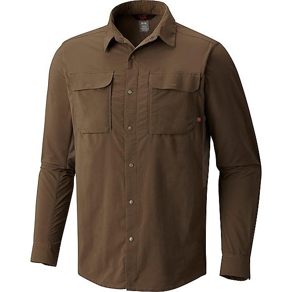 Mountain Hardwear Canyon Pro Long Sleeve Shirt - Men's - XL/Darklands, Darklands, 600