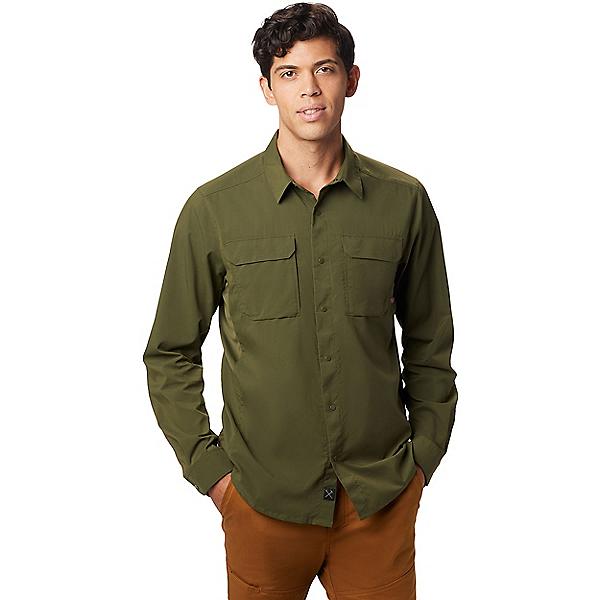 Mountain Hardwear Canyon Pro Long Sleeve Shirt - Men's, , 600