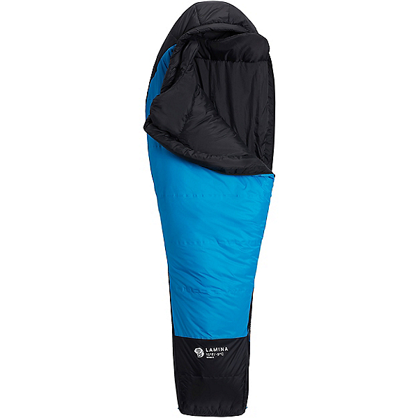 Mountain Hardwear Lamina 30F - REG/Electric Sky Left Zip, Electric Sky Left Zip, 600