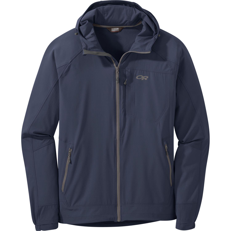 Outdoor Research Ferrosi Hooded Jacket Men S