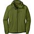Ferrosi Hooded Jacket Seaweed