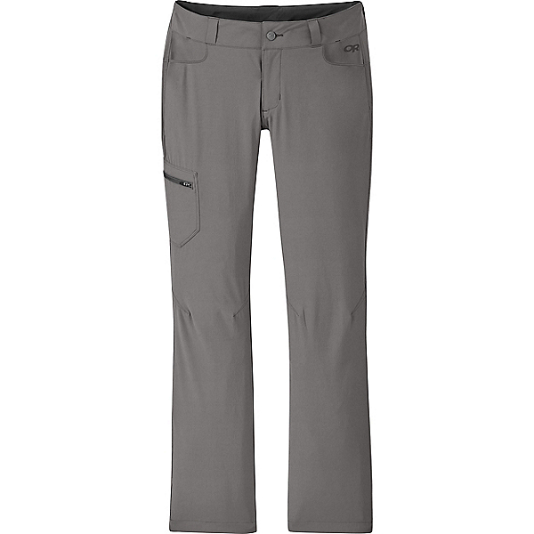 Outdoor Research Ferrosi Pants Wms - 6/Pewter, Pewter, 600