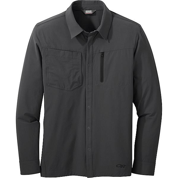 Outdoor Research Ferrosi Shirt Jacket - Men's - LG/Storm, Storm, 600