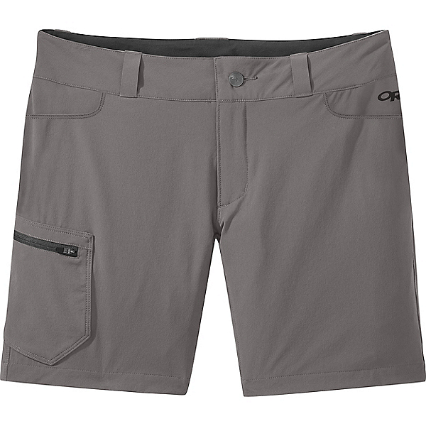 Outdoor Research Ferrosi Shorts - Women's - 6/Pewter, Pewter, 600