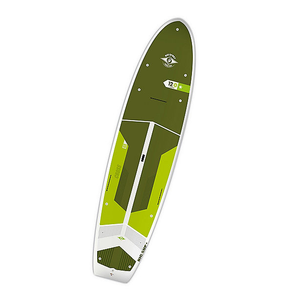 Bic SUP ACE-TEC Cross Fish Stand Up Paddleboard 12-0, , 600