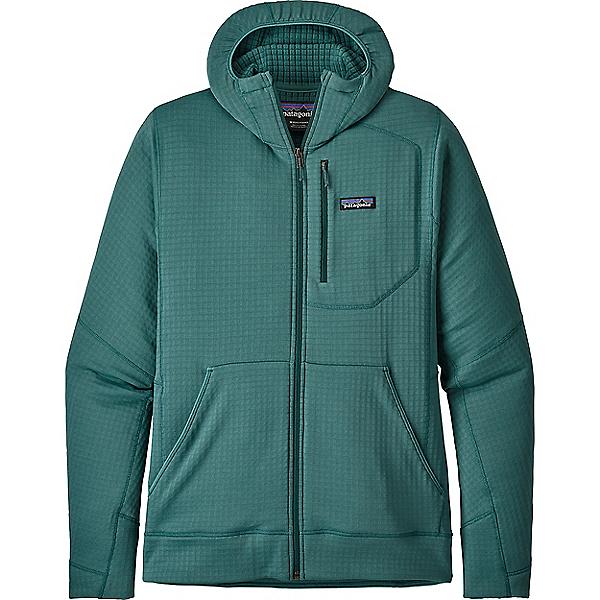 Patagonia R1 Full-Zip Hoody - Men's - LG/Tasmanian Teal, Tasmanian Teal, 600