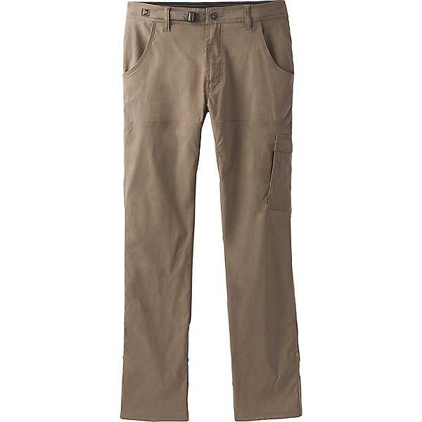 prAna Stretch Zion Straight 32in - Men's, Mud, 600