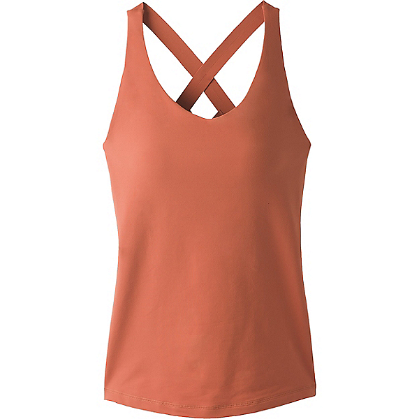 prAna Verana Top - Women's - MD/Toasted Terracotta, Toasted Terracotta, 600