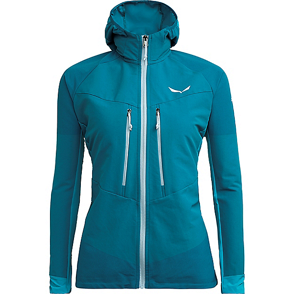 Salewa Agner Engineered DST Jacket - Women's - LG/Malta, Malta, 600