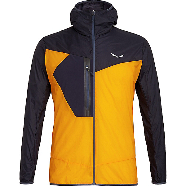 Salewa Pedroc Wind Jacket - Men's - LG/Premium Navy, Premium Navy, 600