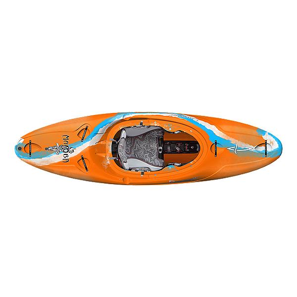 Dagger Mamba Creek 8.1 Kayak Blaze Orange, Blaze Orange, 600