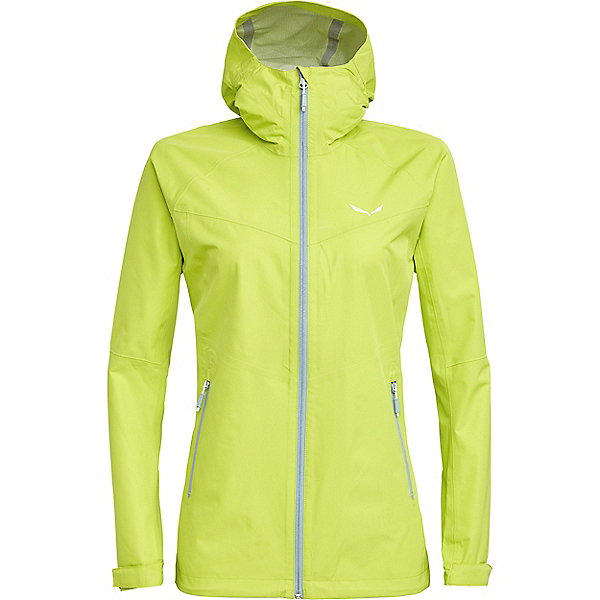 Salewa Puez PTX Jacket - Women's - MD/Wild Lime, Wild Lime, 600
