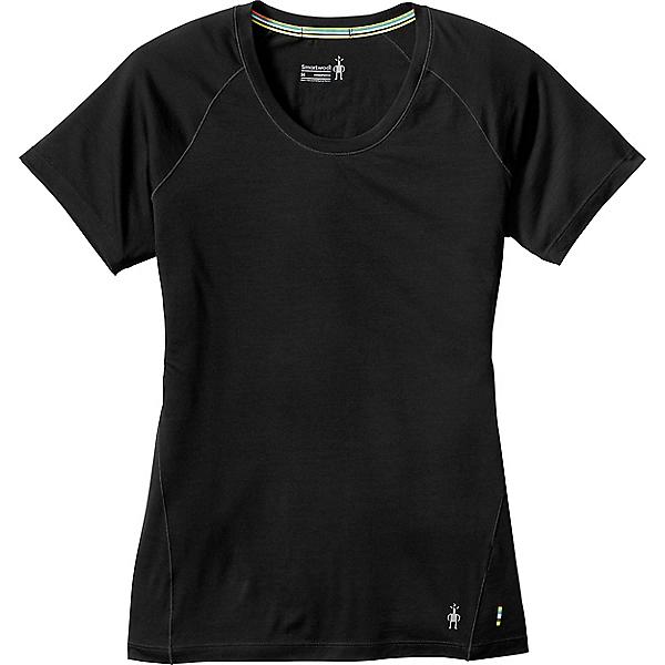 Smartwool Merino 150 Baselayer Short Sleeve - Women's - LG/Black, Black, 600