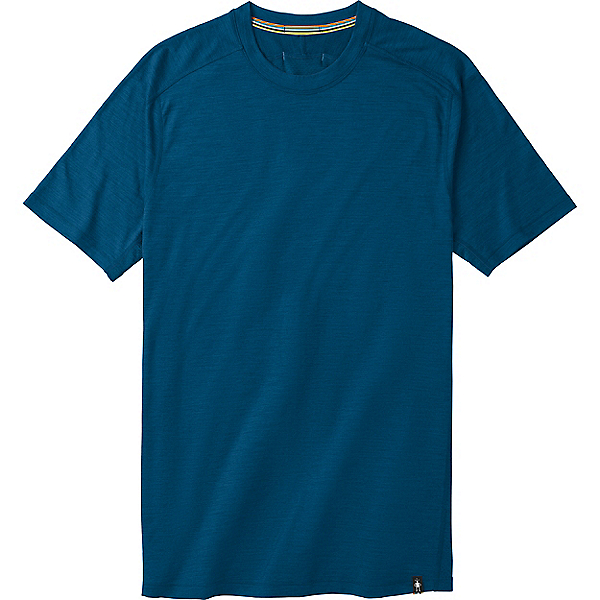 Smartwool Merino Sport 150 Tech Tee - Men's - SM/Alpine Blue, Alpine Blue, 600