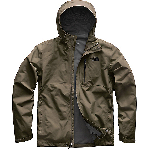 The North Face Dryzzle Jacket - Men's - XL/New Taupe Green, New Taupe Green, 600