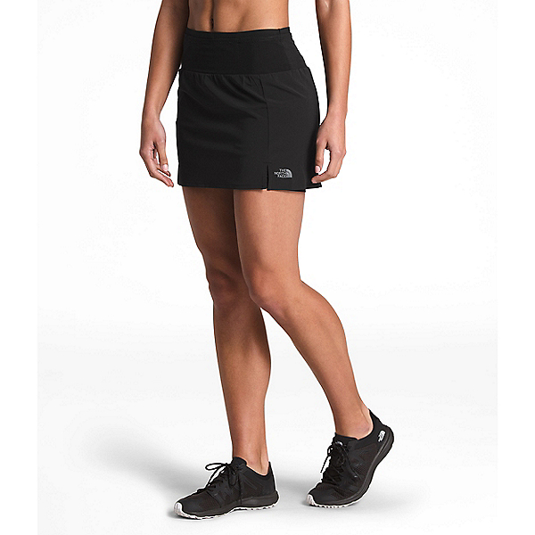 The North Face Flight Better Than Naked Skort Reg - Women's - MD/TNF Black, TNF Black, 600