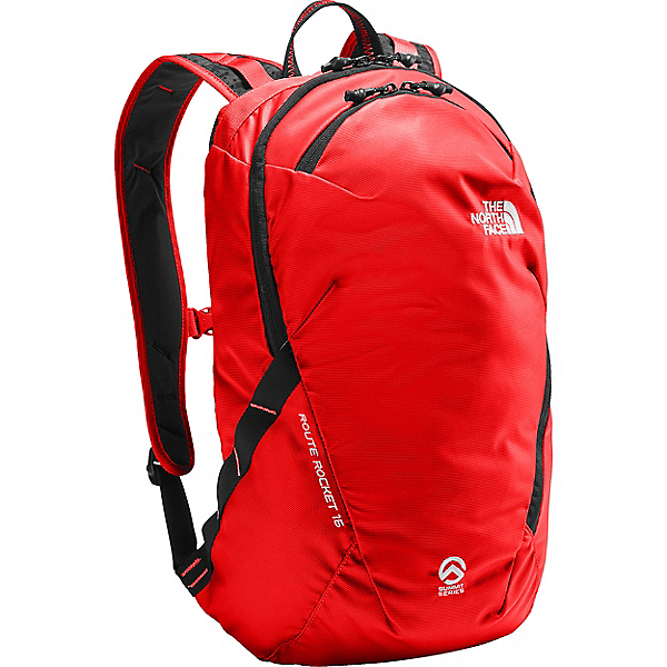 The North Face Route Rocket, Fiery Red-TNF Black, 600