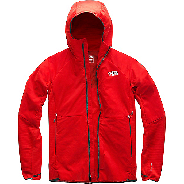 The North Face Ventrix™ LT Fleece Hybrid Hoodie - Men's - XL/Fiery Red, Fiery Red, 600