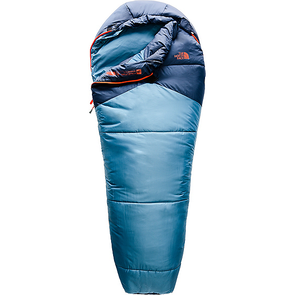 The North Face Youth Aleutian 20, Cosmic Blue-Midnight Right Zip, 600