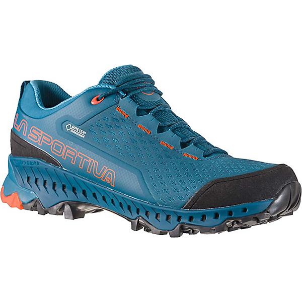 La Sportiva Spire GTX - Men's - 46/Slate Tropic Blue, Slate Tropic Blue, 600