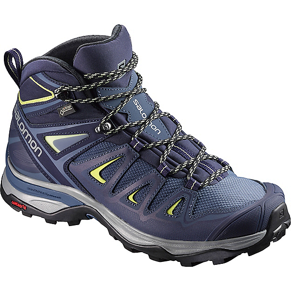 Salomon X Ultra 3 Mid GTX - Women's, Crown Blue, 600