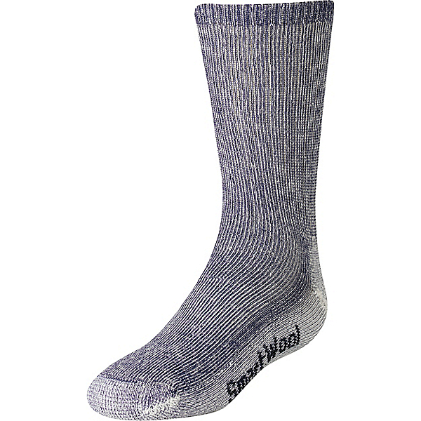 Smartwool Hiking Medium Crew - Youth, Navy, 600