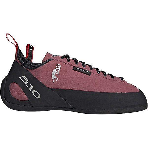 Five Ten Anasazi Lace - Men's - 9/Trace Maroon-Black-Core White, Trace Maroon-Black-Core White, 600