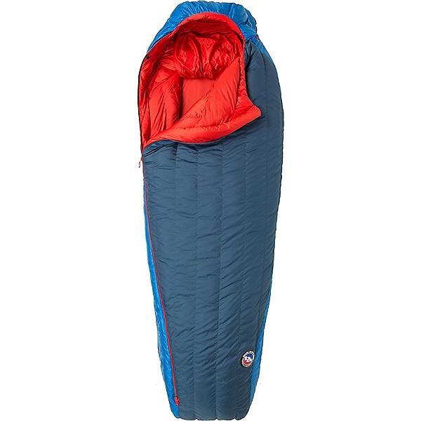 Big Agnes Anvil Horn 30, Blue-Red Left Zip, 600