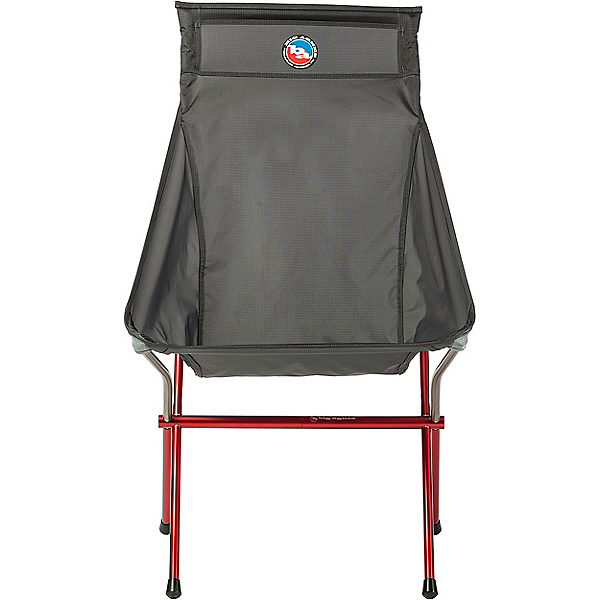 Big Agnes Big Six Camp Chair - None/Asphalt, Asphalt, 600