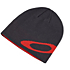 Beanie Ellipse Poppy Red