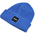 Beanie Ribbed Electric Blue