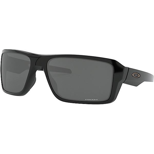 Oakley Double Edge Sunglasses - Pol Black w-PRIZM Black, Pol Black w-PRIZM Black, 600