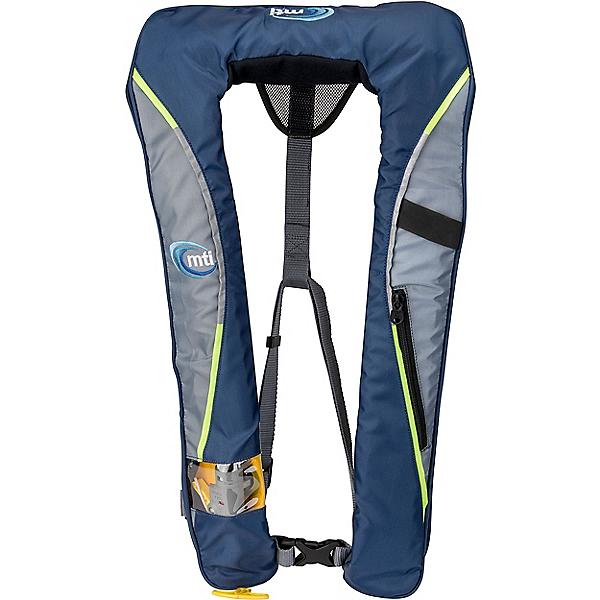 MTI Adventurewear Helios 2.0 Inflatable PFD, Blue-Gray, 600