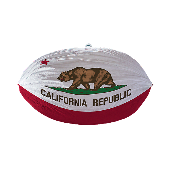 Grand Trunk Flag Series Hammock California, California, 600
