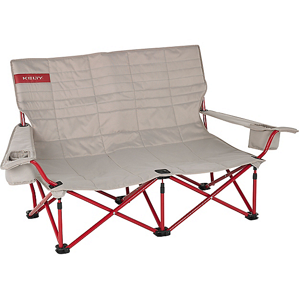 Kelty Low Loveseat Chair, , 600