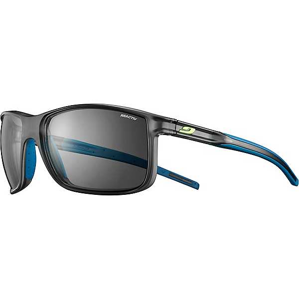 Julbo Arise Sunglasses - None/Transluscent Blk-Blu Reactiv, Transluscent Blk-Blu Reactiv, 600