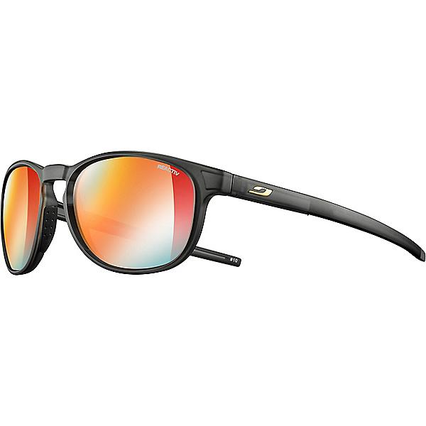 Julbo Elevate Sunglasses, Translu Blk-Blk Zebra Lt Fire, 600