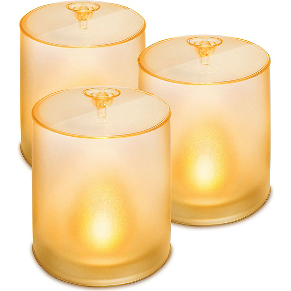 MPOWERD Luci Candle Trio, , 600