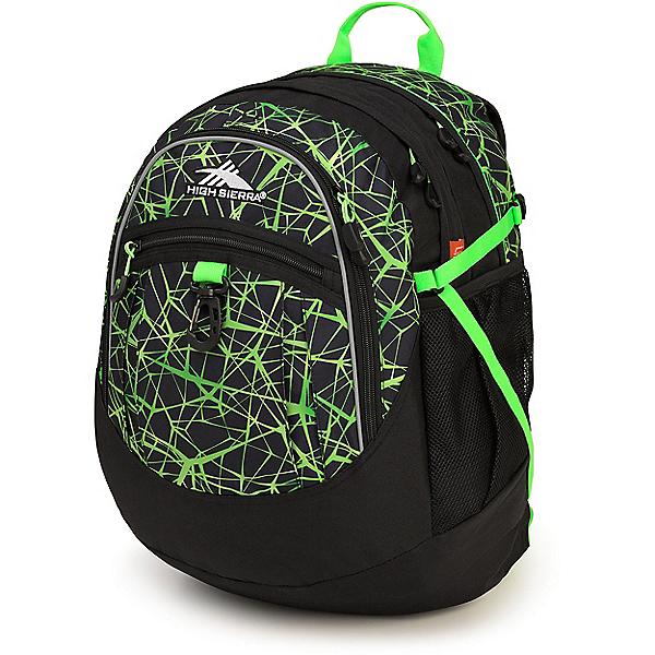 High Sierra Fatboy RVMP - None/Digital Web-Black-Lime, Digital Web-Black-Lime, 600