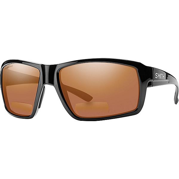 Smith Colson Sunglasses, Black Polarz CPR +2.00, 600