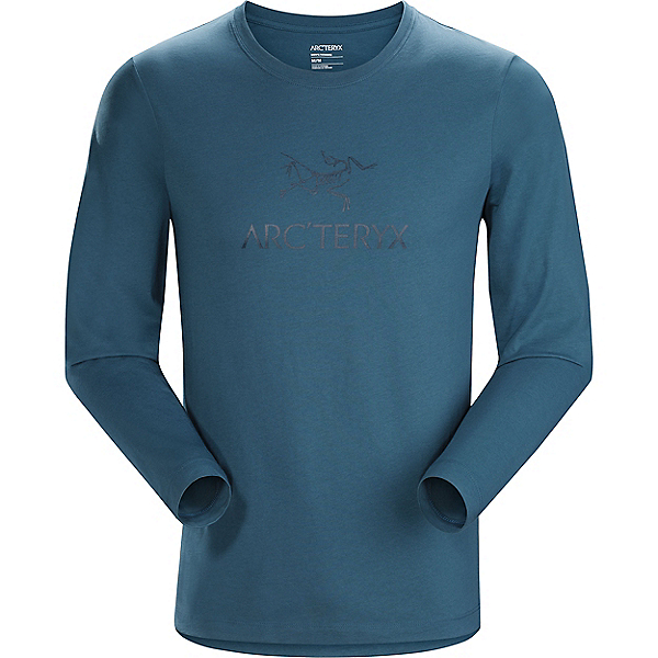 Arc'teryx Arc'Word T-Shirt LS - Men's - LG/Ladon, Ladon, 600